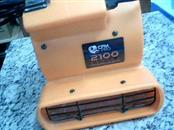CFM PRO AIR MOVER/CARPET CLEANER 2100 SERIES